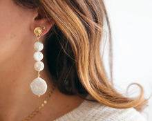 Load image into Gallery viewer, Round Up Earrings