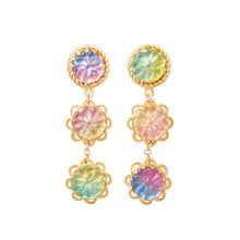 Load image into Gallery viewer, Sangria Earrings