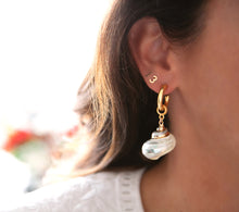Load image into Gallery viewer, Seashell Earring Charm