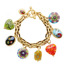 Load image into Gallery viewer, Spellbound Charm Bracelet