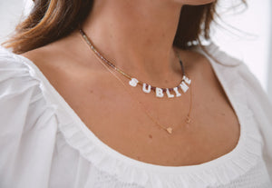 Sublime Necklace