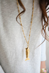 Tall Tale Necklace