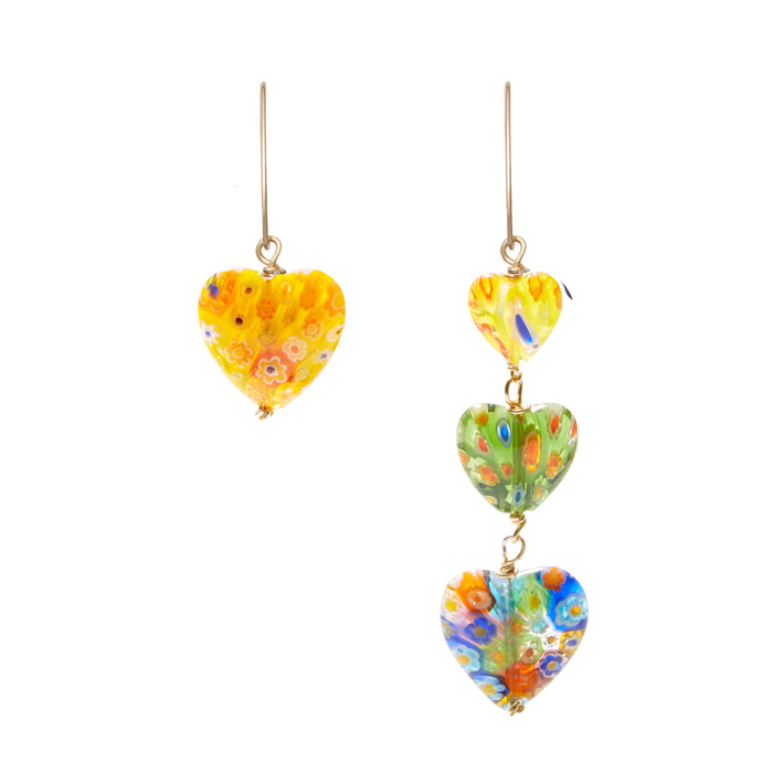 Woodstock Earrings