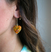 Load image into Gallery viewer, Woodstock Earrings