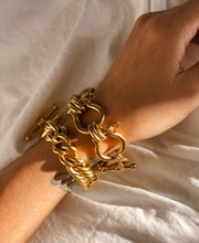 Load image into Gallery viewer, Chunky Nautical Link Bracelet