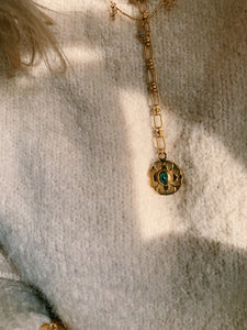 Sunshine Y-Necklace