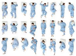 Sleep Positions & Finding the right Mattress @ Mattress Clearance USA