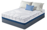 "12"" Gel Memory Foam Mattress (3836459057226)"