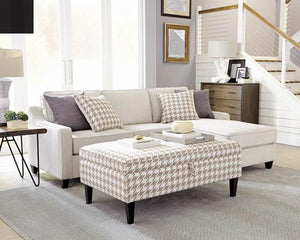 Platinum Stationary Sectional with Storage