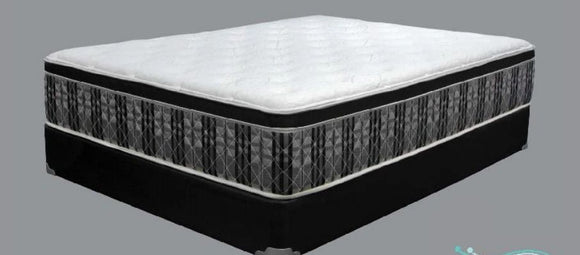 Carway Eurotop Mattress (3836460826698)