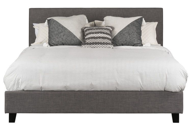Bolt Queen or King Upholstered Bed Frame (4333571113034)