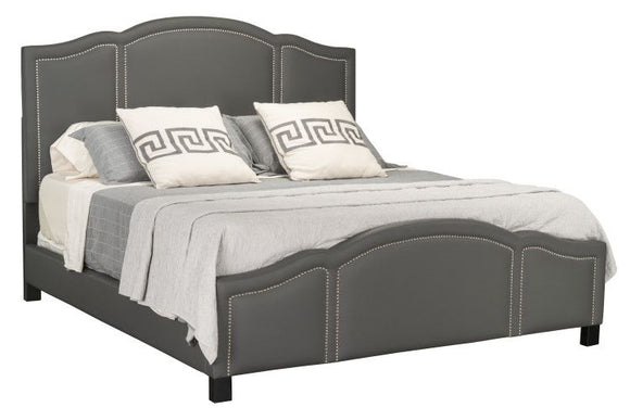 Brent Queen or King Upholstered Bed Frame (4333540409418)