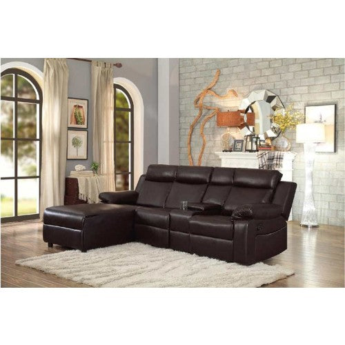 Reclining Sectional @ Mattress Clearance USA Pensacola Mattress & Furniture Store
