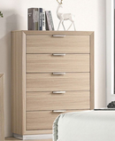 Contemporary 5 Drawer Chest