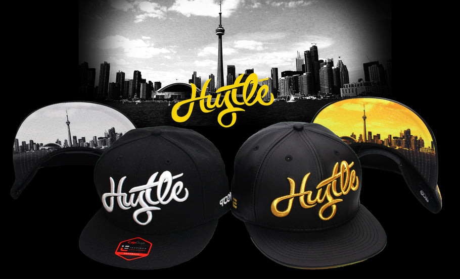 "The Cap Guys launches the ""Hustle"""