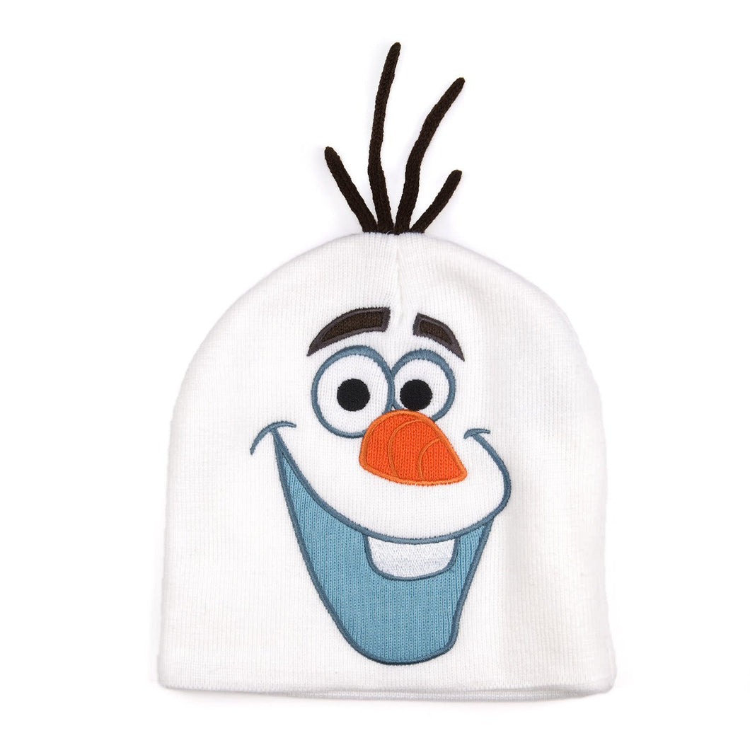 Concept One Disney's Frozen - Olaf Face Youth Beanie
