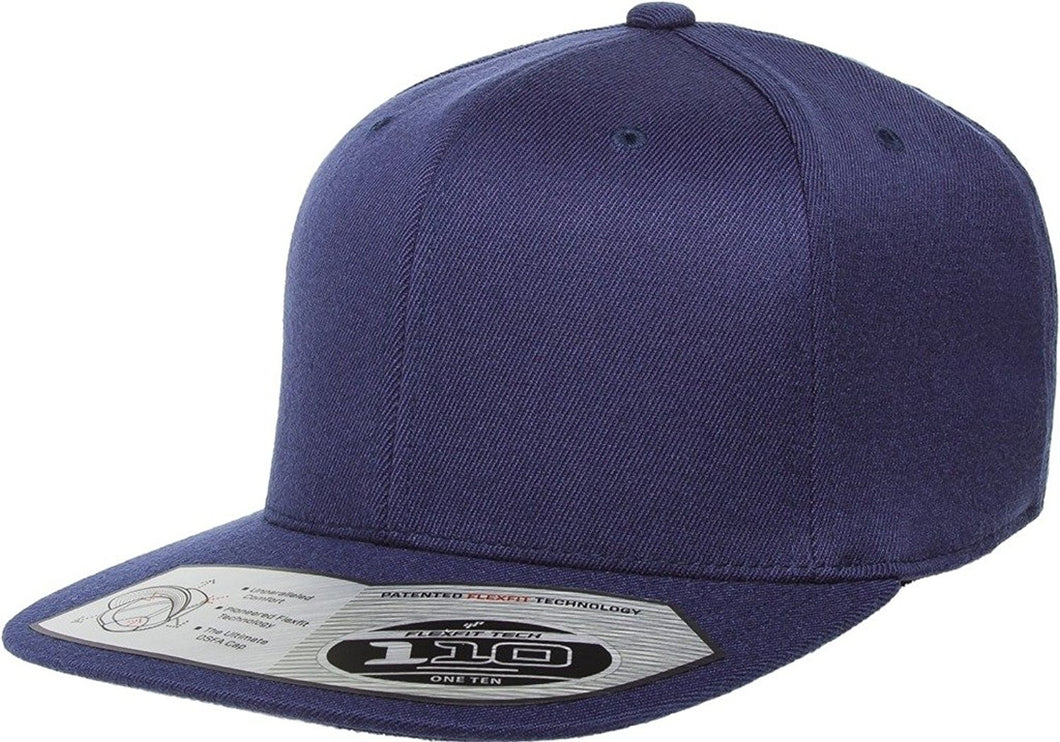 Flexfit 110F Navy One Ten Snapback