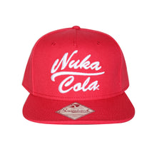 Load image into Gallery viewer, Bioworld Licensed Fallout - Nuka Cola Snapback Hat