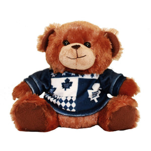 Toronto Maple Leafs 7.5 inch Ugly Sweater Bear