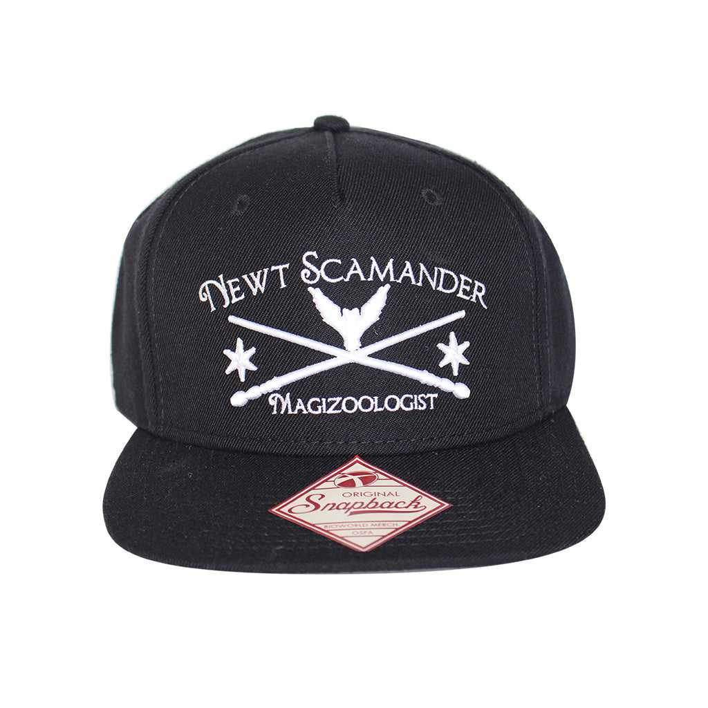 Bioworld Licensed Fantastic Beasts and Where To Find Them - Newt Scamander Magizoologist Snapback Hat