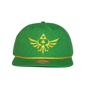 Bioworld Licensed The Legend Of Zelda - 5 Panel Slouch Snapback Hat