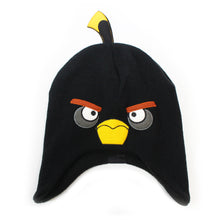 Load image into Gallery viewer, Concept One Angry Birds - Bomb Face Youth Beanie