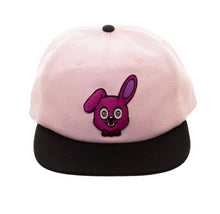 Load image into Gallery viewer, Bioworld Licensed Five Nights At Freddy's - Bonny - Oxford Slouch Pink/Black Snapback Hat