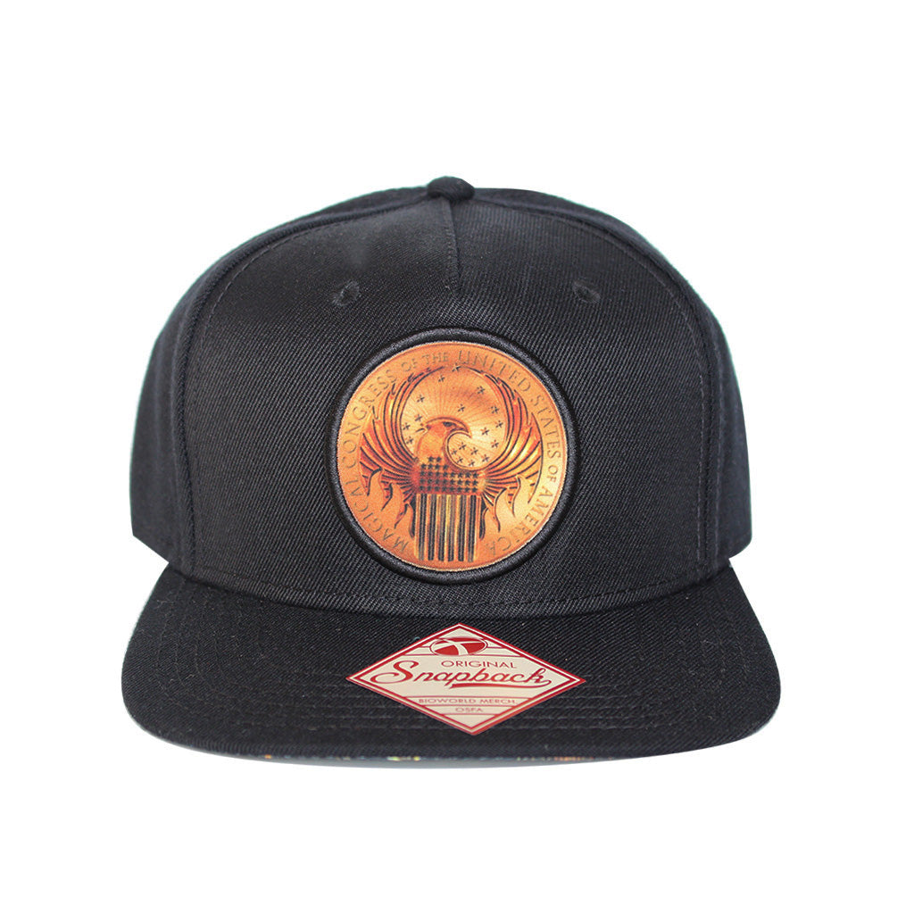 Bioworld Licensed Fantastic Beasts And Where To Find Them - - Magical Congress Of USA Snapback Hat