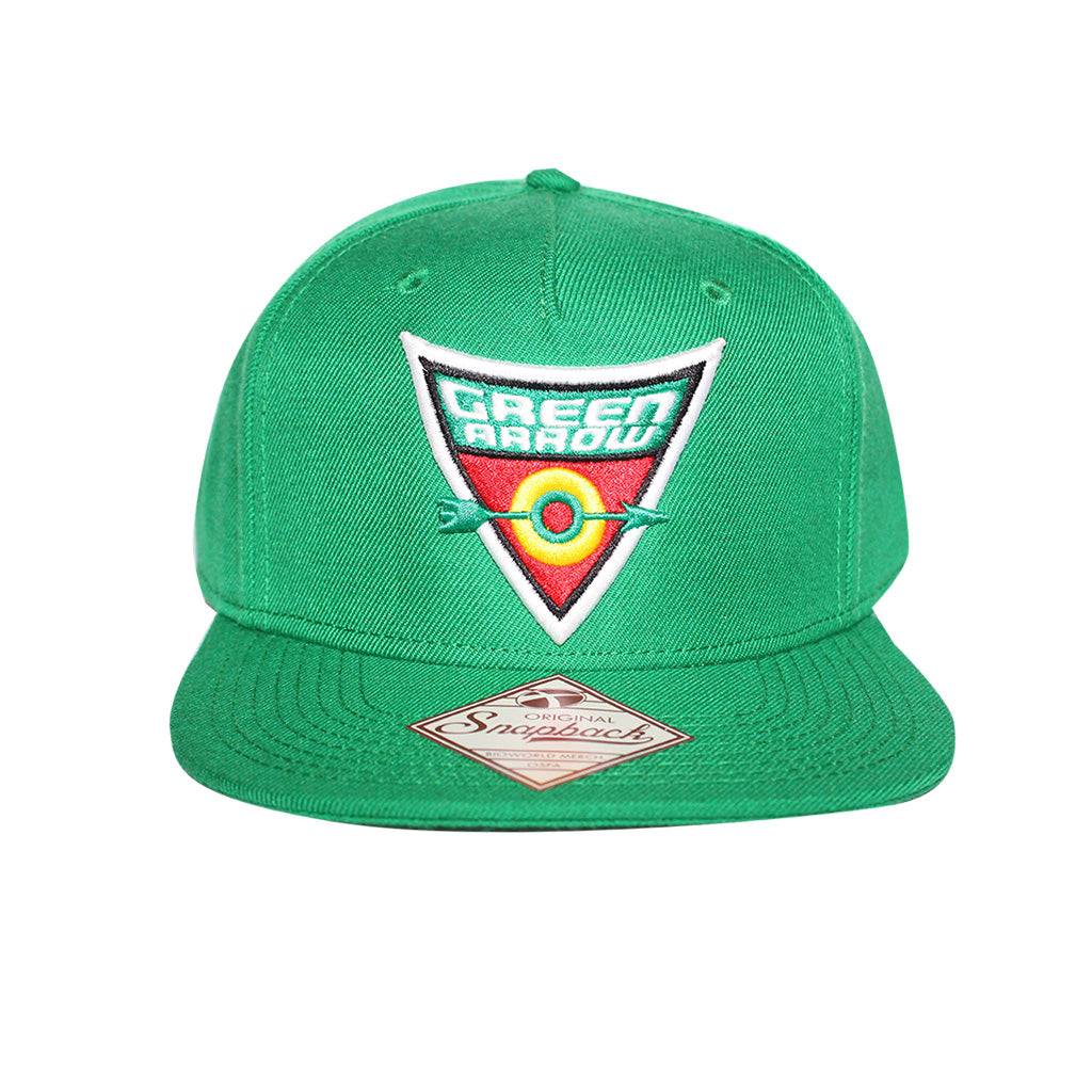Bioworld Licensed Green Arrow Snapback Hat