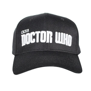 Bioworld Licensed BBC Doctor Who - Curved Sublimated Stretch Fit Hat