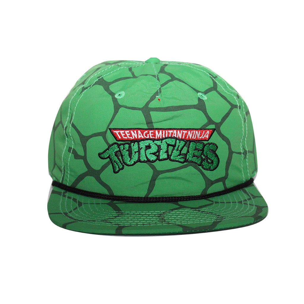 Bioworld Licensed Teenage Mutant Ninja Turtles All Over Shell Print Snapback Hat