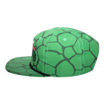 Load image into Gallery viewer, Bioworld Licensed Teenage Mutant Ninja Turtles All Over Shell Print Snapback Hat