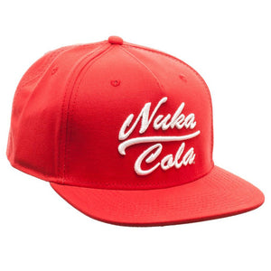 Bioworld Licensed Fallout - Nuka Cola Snapback Hat