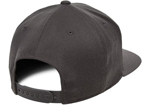 Flexfit 110F Dark Grey One Ten Snapback