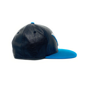 NIghtwing - Molded Metal Logo PU Crown - Blue/Black - Snapback Cap