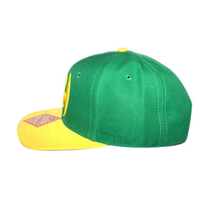 Bioworld Licensed Iron Fist Sublimated Under Brim Snapback Hat