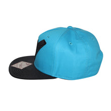 Load image into Gallery viewer, Bioworld Licensed DC Comics Nightwing 3D Cut Fabric Snapback Hat