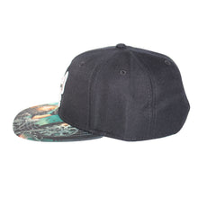 Load image into Gallery viewer, Bioworld Licensed Crossbones - Sublimated Brim Snapback Hat