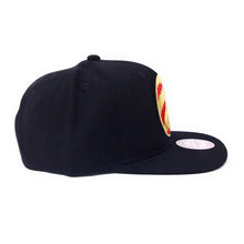 Load image into Gallery viewer, Mitchell and Ness Toronto Raptors Partial Claw Logo Red/Gold/Black Snapback Hat