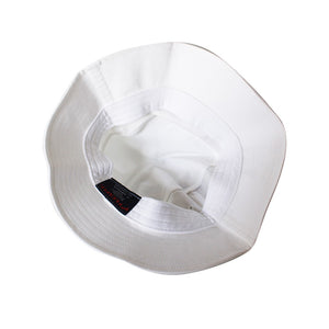 Flexfit 5003 White Bucket
