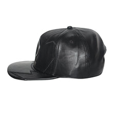 Load image into Gallery viewer, Bioworld Licensed DC Comics Flash TV - Zoom Suit Up Metal Icon PU Leather Snapback Hat