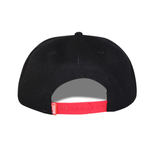 Bioworld Licensed Deadpool - Icon with Sublimated Brim Snapback Hat
