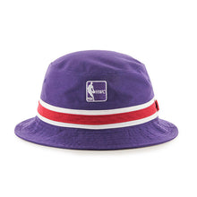 Load image into Gallery viewer, 47 Brand Toronto Raptors  Purple Striped Bucket