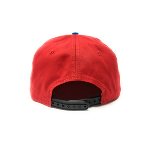 Bioworld Licensed Taz - Tasmanian Devil - Looney Tunes Red Snapback Hat