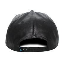 Load image into Gallery viewer, Bioworld Licensed DC Comics Nightwing Suit Up PU Leather Snapback Hat