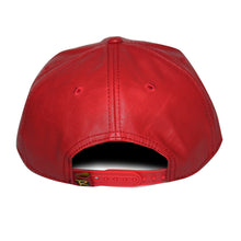 Load image into Gallery viewer, Bioworld Licensed DC Comics Robin - Metal Mold, Woven Label PU Leather Snapback Hat