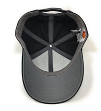 Load image into Gallery viewer, Superman - Black Denim Logo Over Twill Patch Black Snapback
