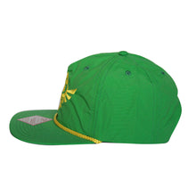 Load image into Gallery viewer, Bioworld Licensed The Legend Of Zelda - 5 Panel Slouch Snapback Hat