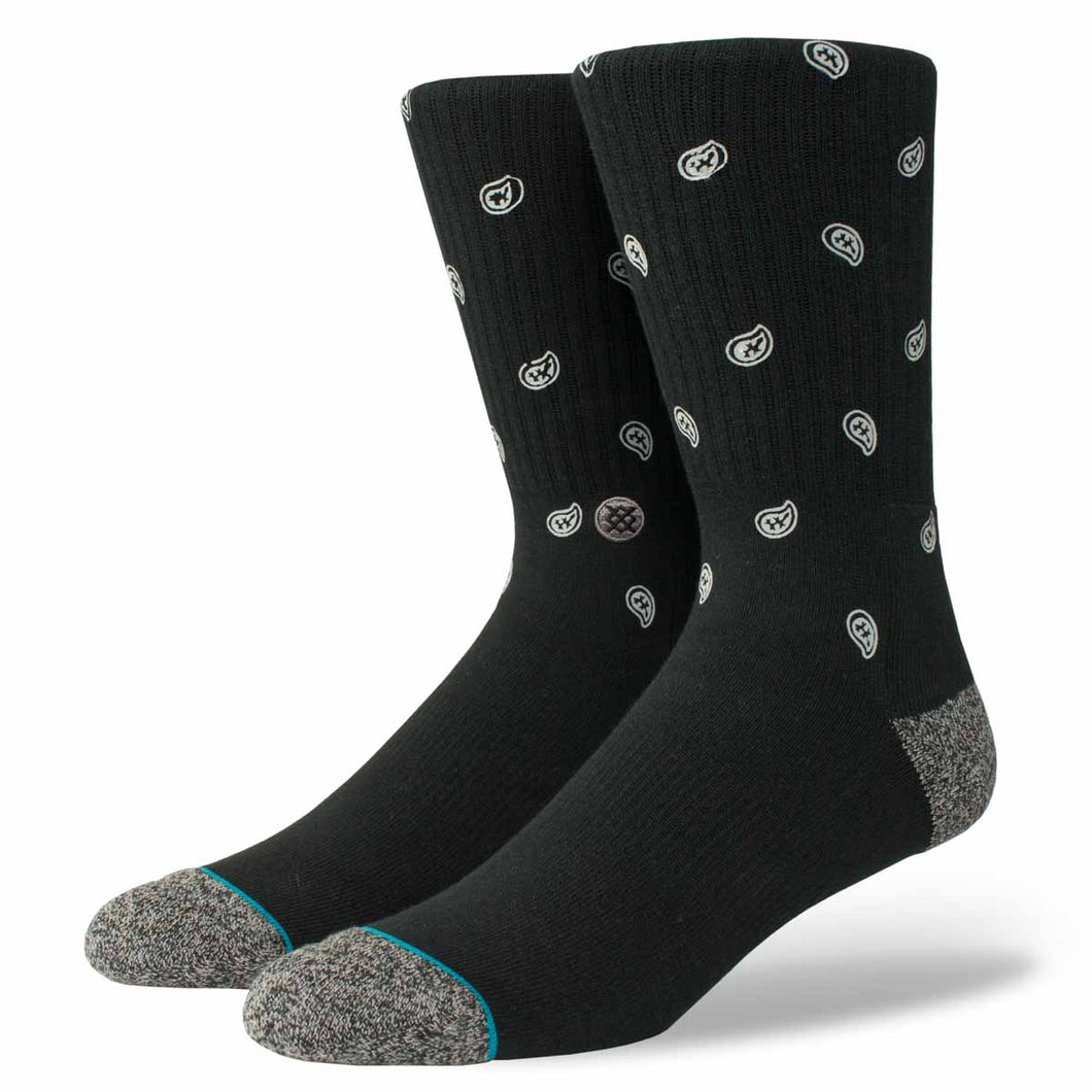 Stance Emerge Black Socks