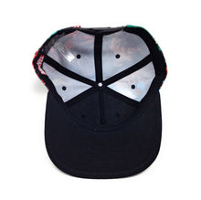 Load image into Gallery viewer, Bioworld Licensed Carnage - Spider-Man Allover Black/Red Sublimated Snapback Hat